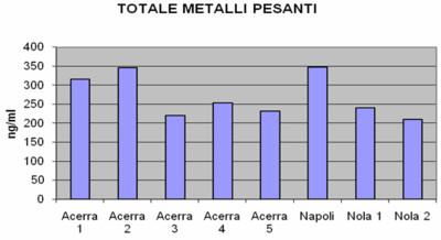 Metalli nel Triangolo della Morte