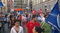 Piazza del Gesù in festa