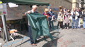 Attivista del CO.RE.ri., costruisce una compostiera condominiale