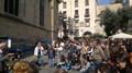 Il pubblico durante la dimostrazione