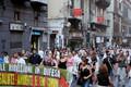 La Marcia Acerra-Napoli dei 1000 del Sì, il Corteo cittadino e la Manifestazione in Piazza Dante