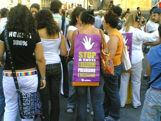 Marcia Antirazzista