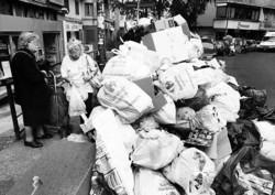 Nuova emergenza rifiuti