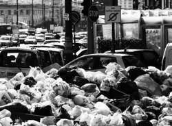 Napoli e la spazzatura