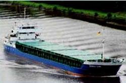 La nave portarifiuti olandese destinata a Napoli