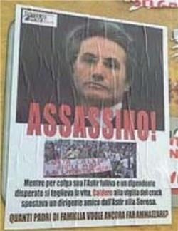 Manifesto anti-Caldoro