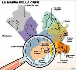 L'epicentro dell'allarme tra San Cipriano e Villa Literno Già 108 i campioni prelevati analisi in Italia e in Europa