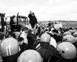 Proteste nell'avellinese