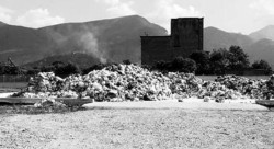 Incendio Rifiuti Tossici