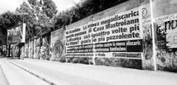 Proteste per l'apertura di Cava Mastroianni