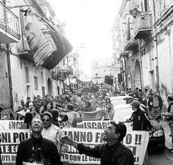 Marcia a Chiaiano