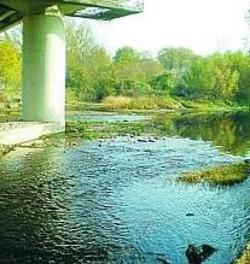 Scarichi abusivi nel fiume Calore