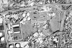 Napoli est vista dal Satellite