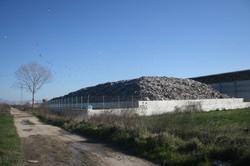 Maruzzella: sito di compostaggio in costruzione